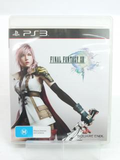 EU版 FINAL FANTASY XIII PS3【中古】