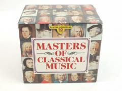 MASTERS OF CLASSICAL MUSIC 10CD SET 【中古】