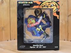 【中古】 VALENTINO ROSSI Collection 1/12 scale  Valentino Rossi / Figurine / GP 125 / 1997
