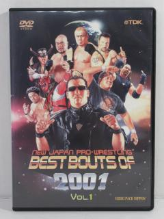 [中古DVD] BESTBOUTS OF 2001 Vol.1
