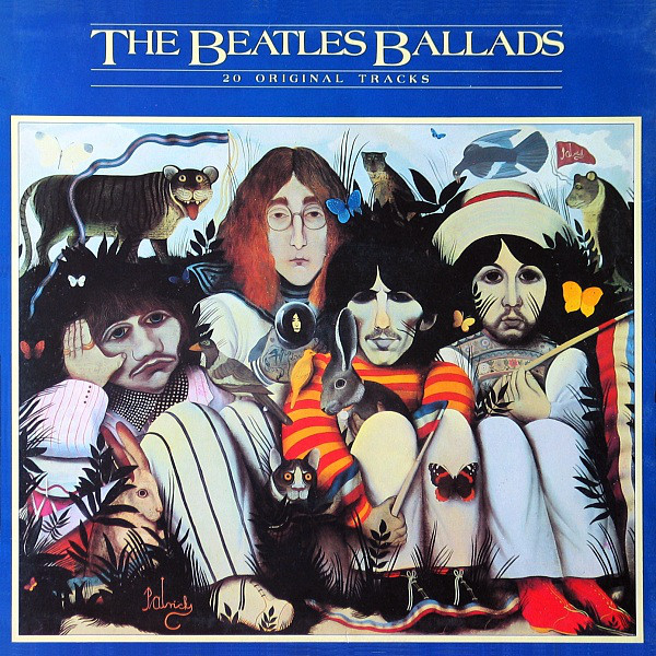【中古】THE BEATLES BALLARDS 20 ORIGINAL TRACKS【都城店】