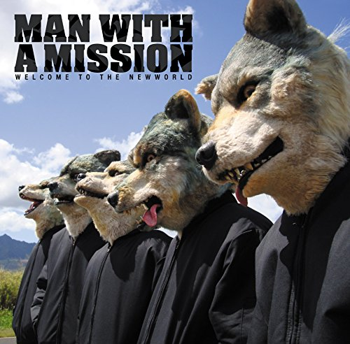 【中古】MAN WITH A MISSION WELCOME TO THE NEWWORLD【都城店】