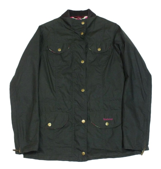 "【中古】Barbour FLYWEIGHT ROSE SAPPER JACKET LWX0134OL31 ""バブアー ジャケット""【都城店】"