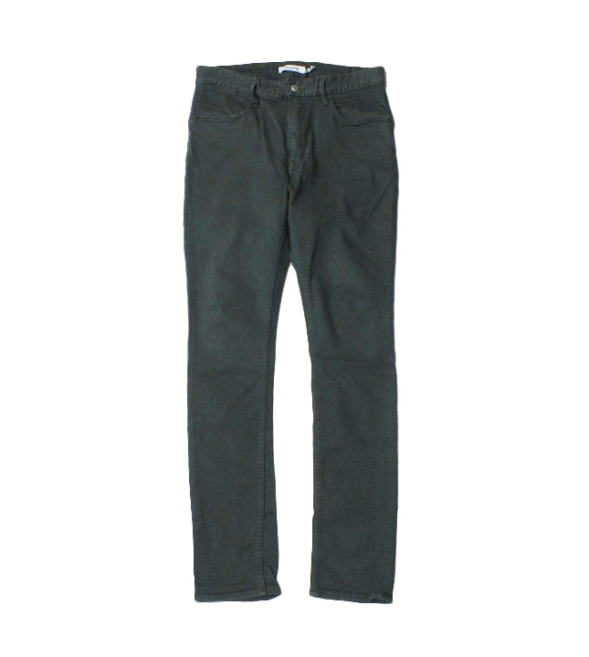 "【中古】nonnative DWELLER 5P JEANS DROPPED FIT C/P/R KATSURAGI STRETCH OVERDYED NN-P3160 17SS ""ノンネイティブ カツラギ ストレッチ パンツ""【都城店】"