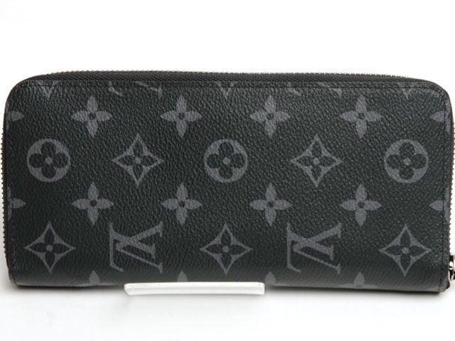 info for 28354 37a0f LOUIS VUITTON ルイヴィトン モノグラム エクリプス ジッピー ...