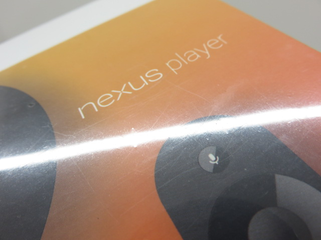 AsusNexus Player TV500I android TV ※未開封