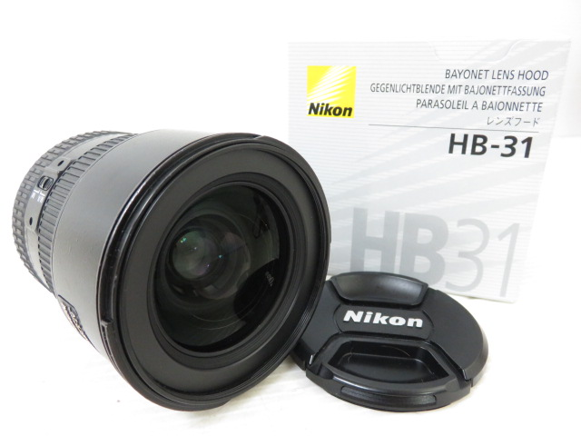 Nikon 標準ズームレンズ AF-S DX ZOOM Nikkor 17-55mm F2.8G IF-ED 中古
