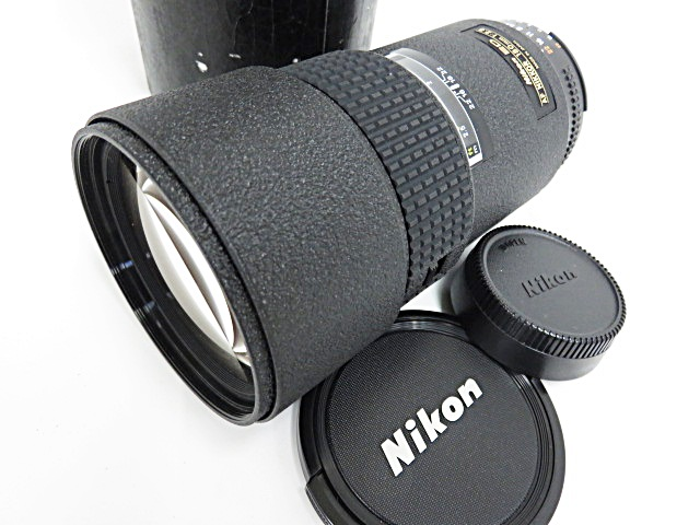 Nikon/ニコン Ai AF Nikkor 180mm F2.8 IF ED単焦点レンズ ※現行モデル