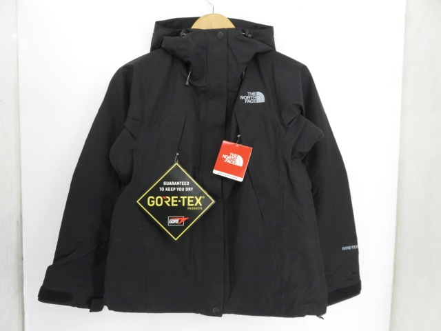 THE NORTH FACE GORE-TEX MOUNTAIN JACKET Mサイズ Kブラック ※未使用
