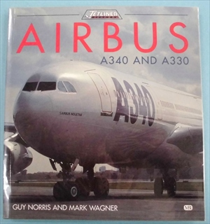 G-547【Airbus A340 and A330】航空機/知識・趣味/洋書【本・コミック・雑誌・書籍】【中古本】【used/ユーズド】【松本店】