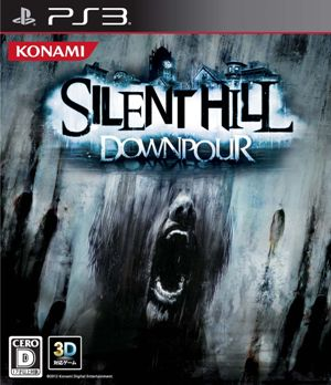 【中古】【PS3】SILENT HILL:DOWNPOUR【AA-629】【松本店】