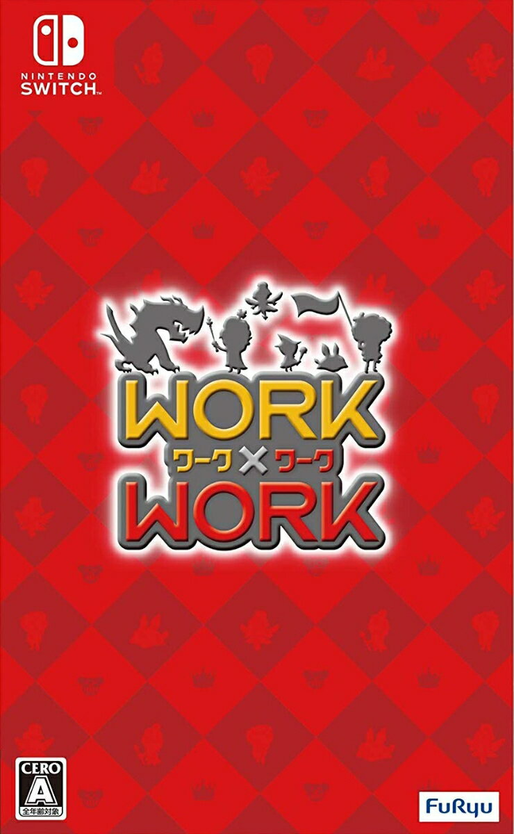 【中古】【Switch】WORK×WORK【AA-737】【松本店】
