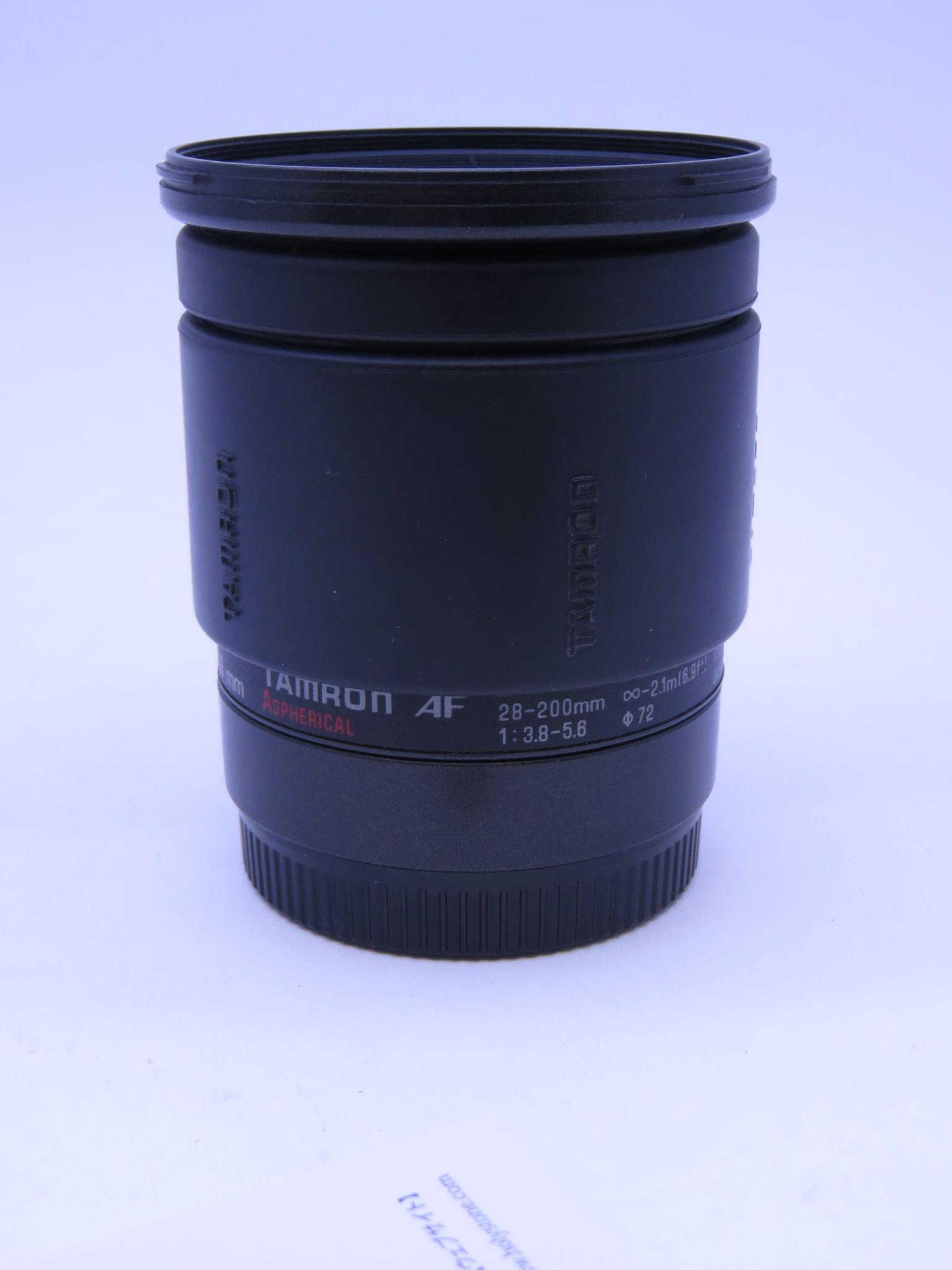 Tamron Zoom AF 28-200 mm f3.8/5.6 Aspherical for CANON タムロン ズームレンズ キャノン用