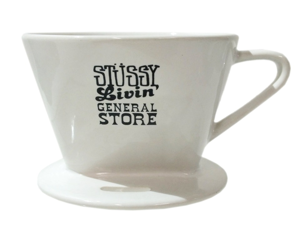 "【中古】STUSSY Livin' General Store GS Coffee Dripper ""ステューシー コーヒードリッパー""【都城店】"