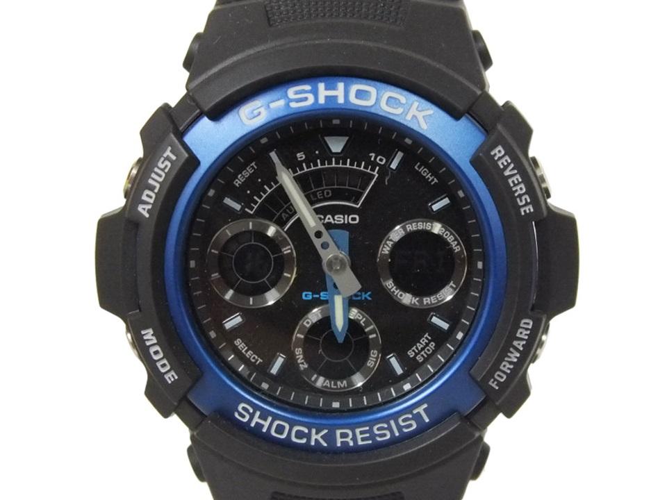 95679ead014d 【未使用】CASIO G-SHOCK AW-591-2AJF